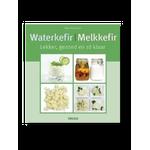 'Waterkefir en melkkefir - lekker, gezond en zo klaar' - Peter Bauwens
