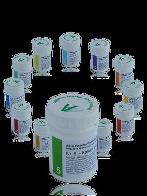 Dr. Schussler Celzout 05 Kalium phosphoricum - Adler