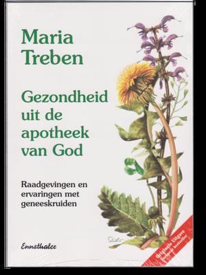 'Gezondheid uit de apotheek van God' - Maria Treben - ZONDER verzendkosten