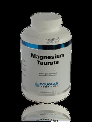 Magnesium tauraat - 120 tabletten - Douglas