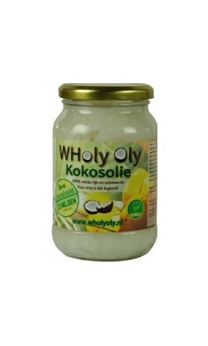 WHoly Oly kokosolie 500 ml
