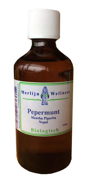 Pepermuntolie - 100 ml